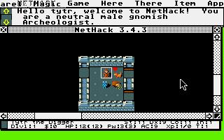 Thumbnail of other screenshot of Nethack