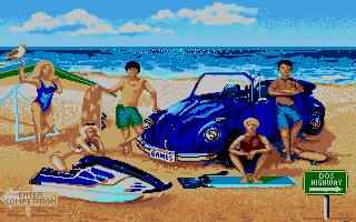Screenshot of California Games 2
