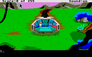Thumbnail of other screenshot of Space Quest - Lost Chapter