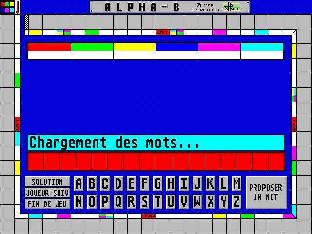 Thumbnail of other screenshot of Alpha-B