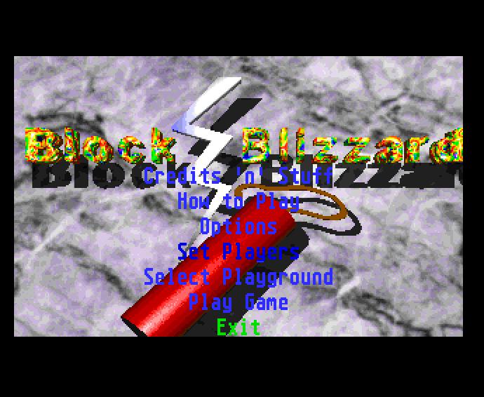 Thumbnail of other screenshot of Block Blizzard