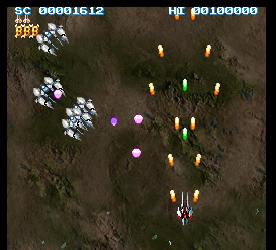 Screenshot of Cho Ren Sa 68k