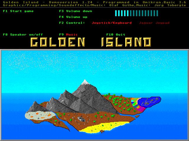 Thumbnail of other screenshot of Golden Island