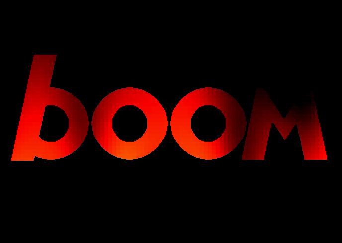 Screenshot of Boom