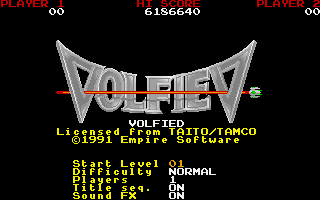 Screenshot of Volfied