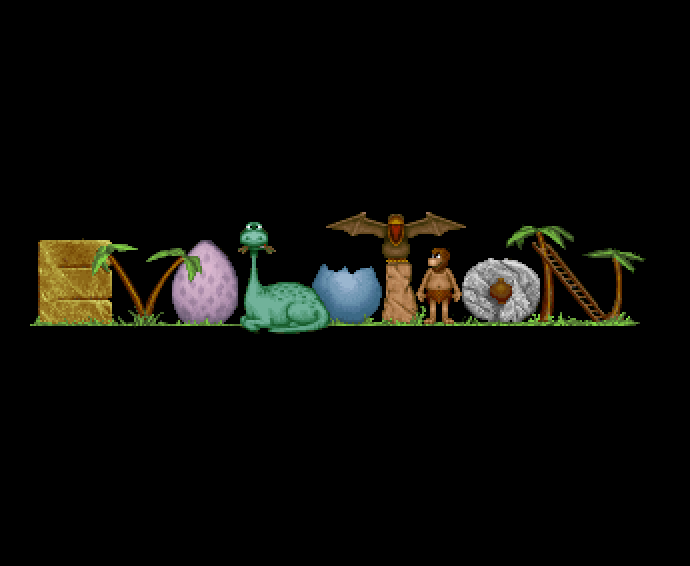 Thumbnail of other screenshot of Evolution Dino Dudes