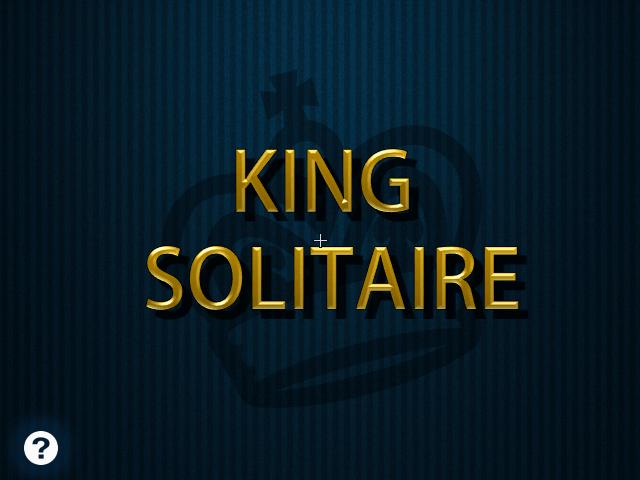 Screenshot of King Solitaire