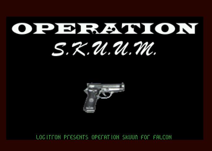 Screenshot of Operation Skuum