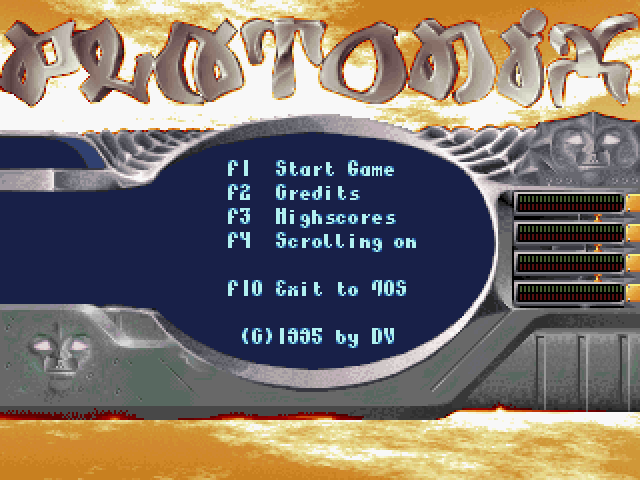 Thumbnail of other screenshot of Platonix