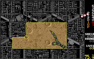 Screenshot of Volfied