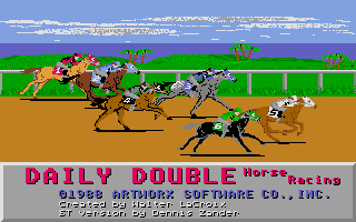 Thumbnail of other screenshot of Daily Double Horse Racing