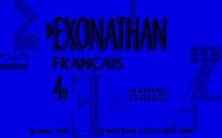 Thumbnail of other screenshot of Exonathan Français 4e