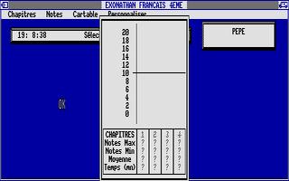 Screenshot of Exonathan Français 4e