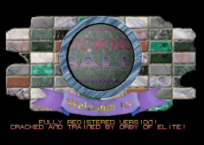 Thumbnail of other screenshot of Tecknoball