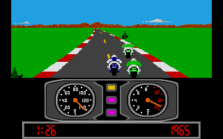 Screenshot of Super Cycle
