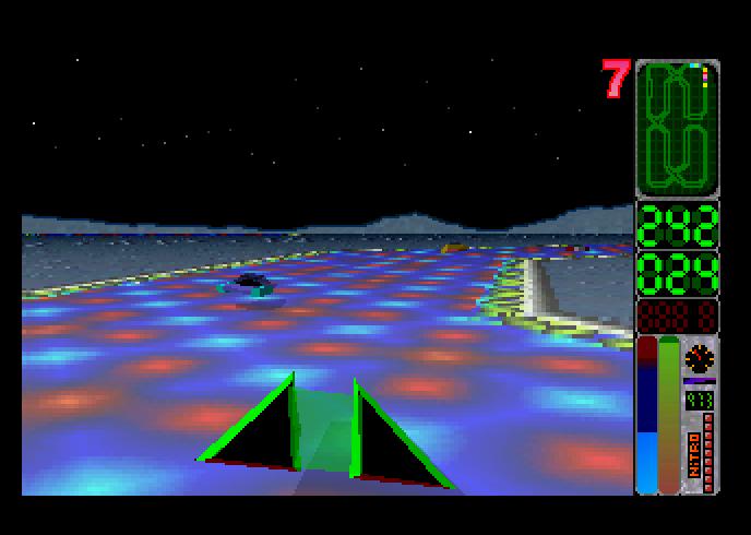 Thumbnail of other screenshot of Moon Speeder