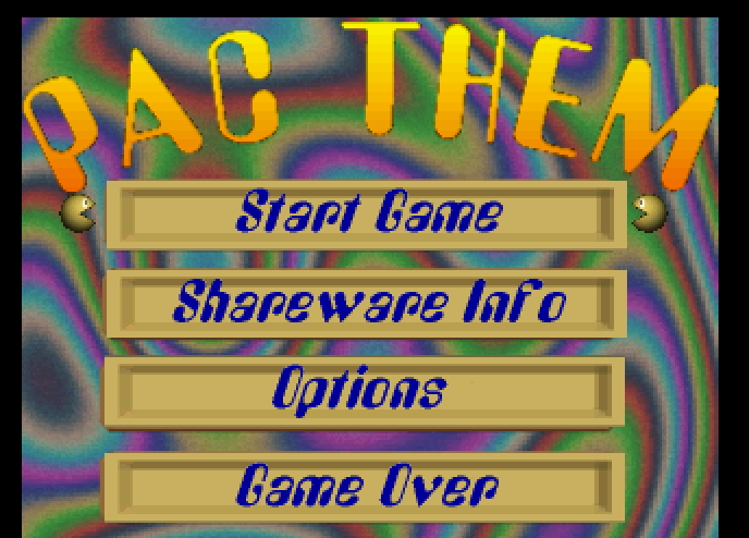 Thumbnail of other screenshot of Pac Them