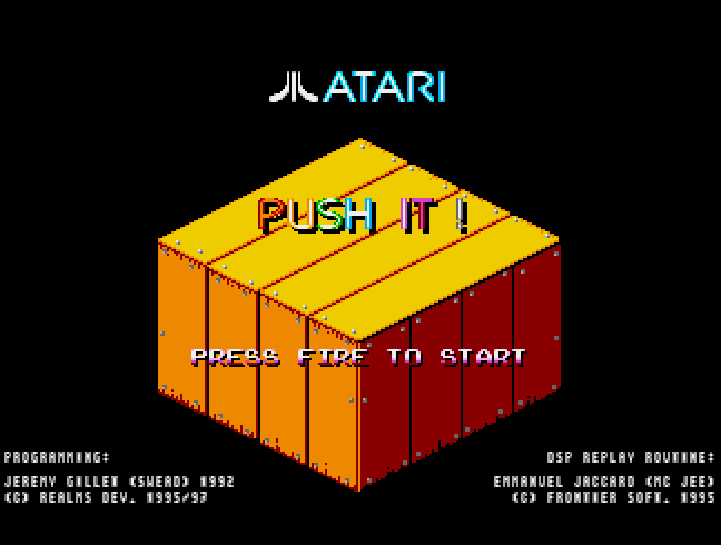 Thumbnail of other screenshot of Push It