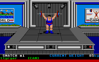 Thumbnail of other screenshot of World Games
