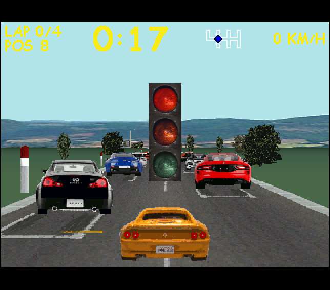 Screenshot of Racer