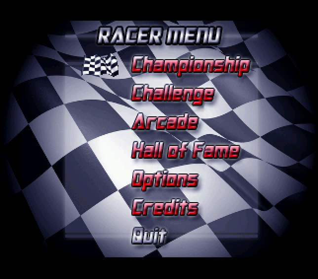 Screenshot of Racer 2