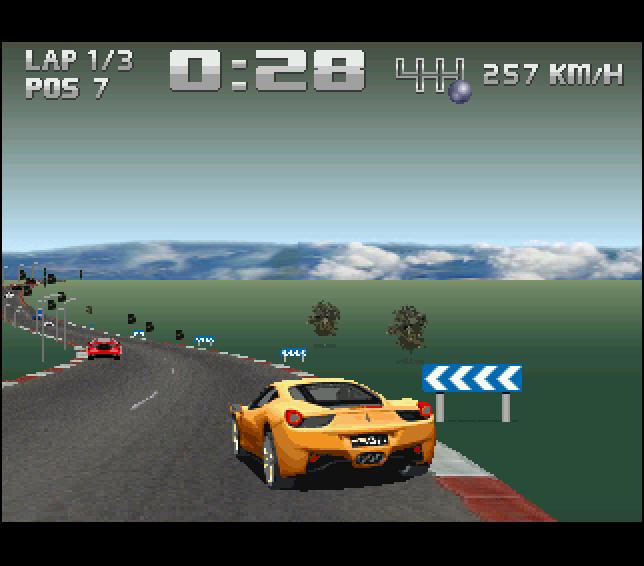 Screenshot of Racer 2