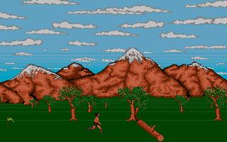 Screenshot of Ancient Games