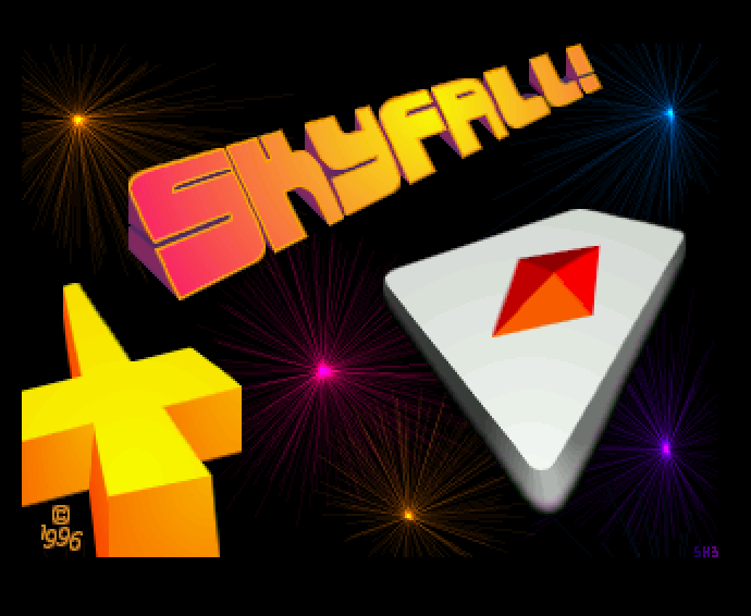 Screenshot of Skyfall