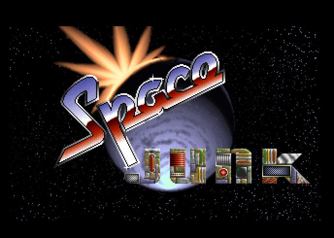Screenshot of Space Junk
