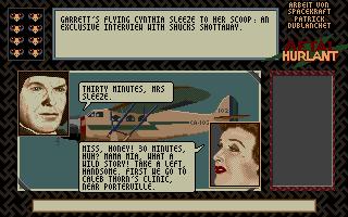 Screenshot of Crash Garret