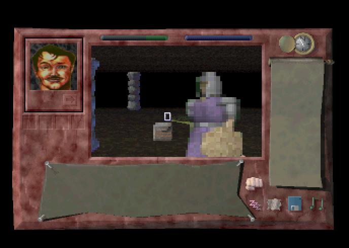 Screenshot of Towers II - Plight of the Stargazer