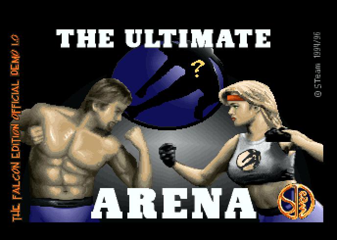 Screenshot of Ultimate Arena - Falcon