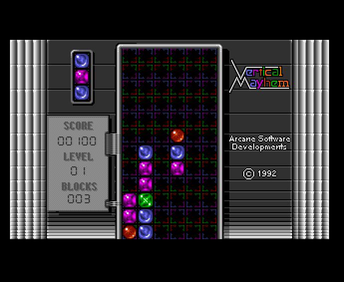 Thumbnail of other screenshot of Vertical Mayhem