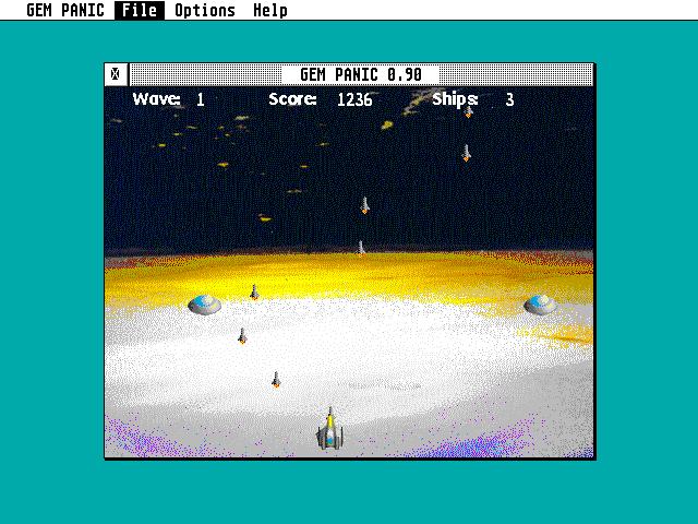 Thumbnail of other screenshot of Gem Panic