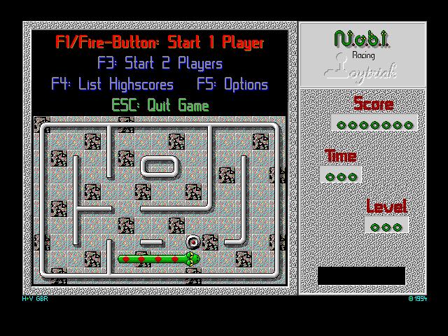 Thumbnail of other screenshot of N.o.B.I. - Racing