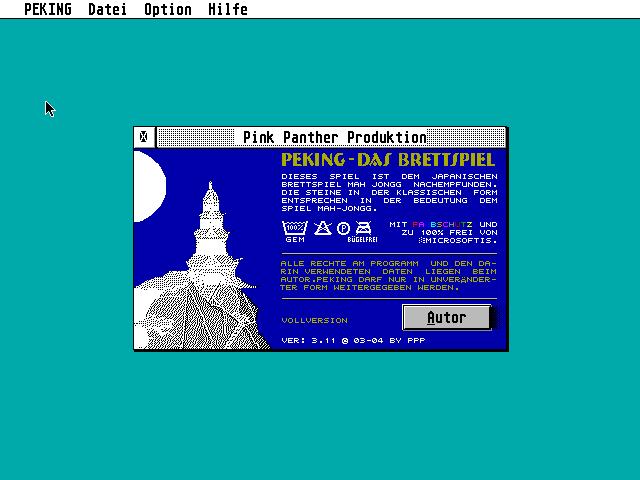 Thumbnail of other screenshot of Peking
