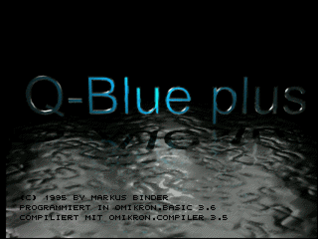 Thumbnail of other screenshot of Q Blue Plus