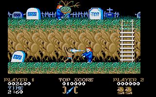 Screenshot of Ghosts 'n Goblins
