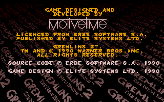 Screenshot of Gremlins 2