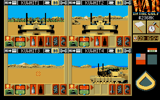 Thumbnail of other screenshot of War in the Gulf