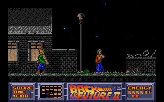 Screenshot of Back to the Future II
