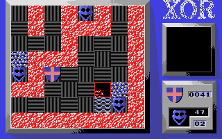 Screenshot of XOR