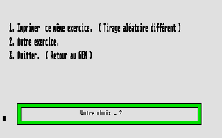 Thumbnail of other screenshot of Exercises