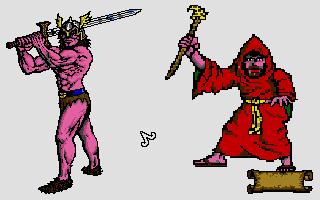 Thumbnail of other screenshot of Fantasy Graphics