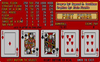 Thumbnail of other screenshot of Fast Poker