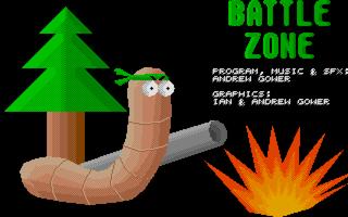 Screenshot of Battle Zone
