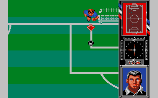 Thumbnail of other screenshot of Fighting Soccer - Early version