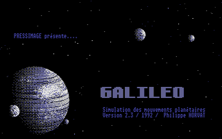 Thumbnail of other screenshot of Galileo