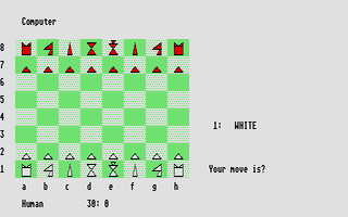 Thumbnail of other screenshot of Gnu Chess