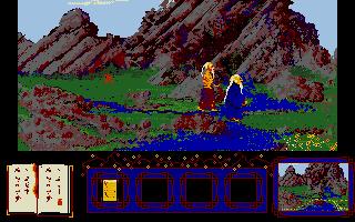 Screenshot of Golden Path